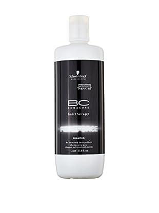 SCHWARZKOPF Haarshampoo Bonacure Fibre Force 1000 ml, Preis/100 ml: 1.5 EUR