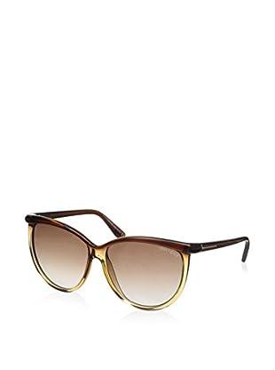 Tom Ford Women's Josephine Sunglasses, Dark Brown