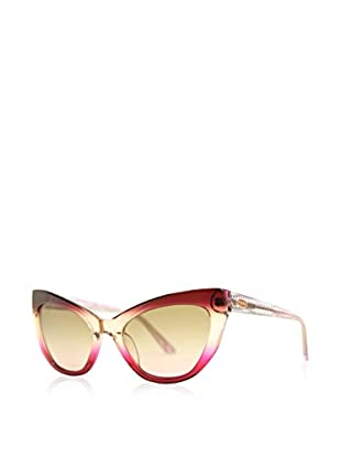Missoni Gafas de Sol 777S-03 (55 mm) Rojo