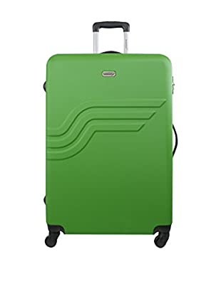 AMERICAN TRAVEL Hartschalen Trolley Medium Queens 60 cm