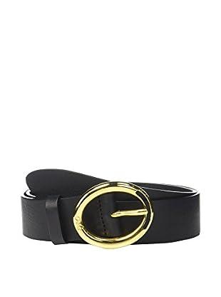 Dolce & Gabbana Cintura Pelle  Nero 90 cm