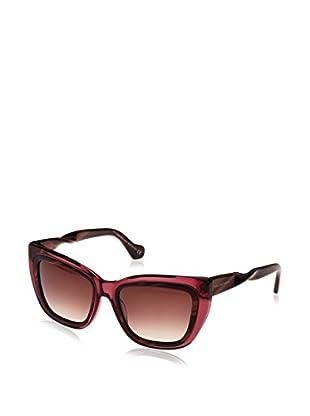 Balenciaga Sonnenbrille BA0027 55 19 140 83F (55 mm) rosa