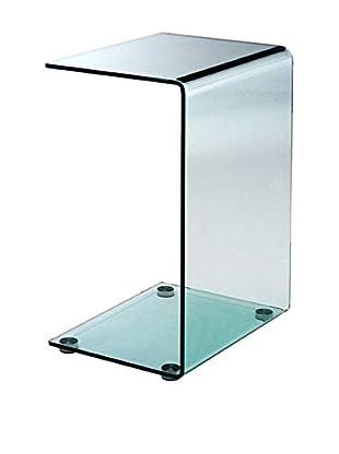 DC Glass  Mesa De Centro June Transparente
