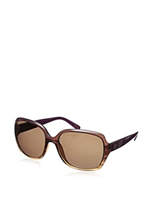Givenchy Women's SGV773 Sunglasses, Red