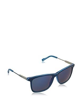 BOSS Orange Sonnenbrille 0229/S23LHG55 (55 mm) dunkelblau