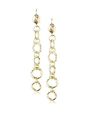 Karine Sultan Jewelry Link Drop Earrings
