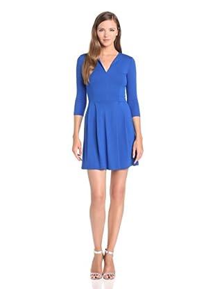 French Connection Vestido Eloïse (Azul Eléctrico)