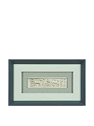 Starling Designs Rectangle Intaglio Collection The Achaeans Gathering For War At Troy