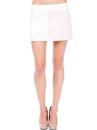 Custo Falda Luca (beige / rosa)