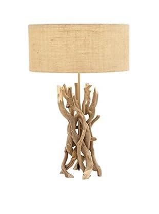 Driftwood Table Lamp, Natural