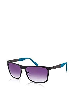 Guess Occhiali da sole 6842-02B (57 mm) Nero/Blu