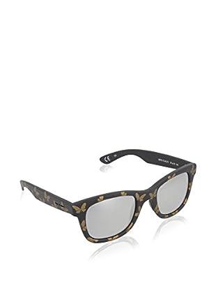 Italia Independent Sonnenbrille 0090T.FLW.071 (50 mm) schwarz/beige