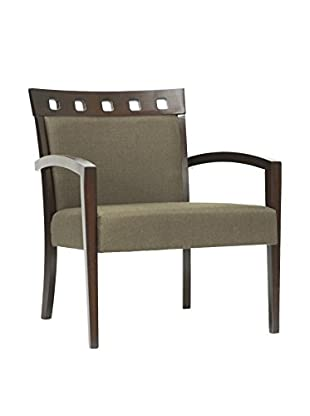 Baxton Studio Carmela Accent Chair
