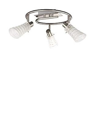 Massive Lámpara De Techo Jenga Special Form Gris / Blanco