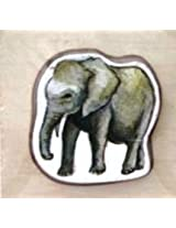 Melissa & Doug - Magnetic Object Block ELEPHANT