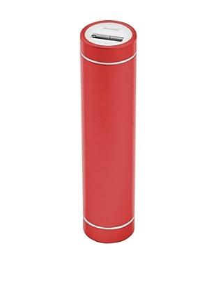 Unotec Batería externa de 2000mah  Roja Powercell