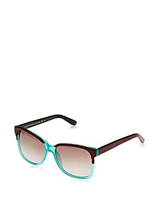Marc by Marc Jacobs Sonnenbrille 762753716224 (57 mm) braun/türkis