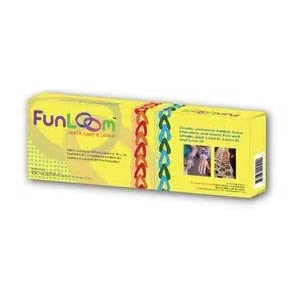 Fun Loom Rainbow Loom Bracelet Kit