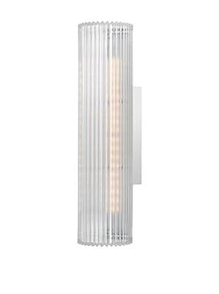 Kartell Wandleuchte LED Rifly kristall