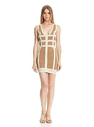 Barbarella Kleid Kate Lurex