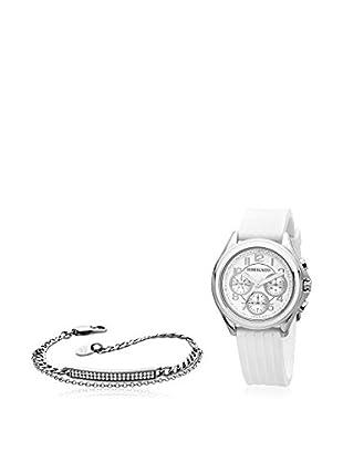 Dyrberg/Kern Reloj de cuarzo Woman Tf Equista Src 5S5 + Agni/B Cry 38.0 mm