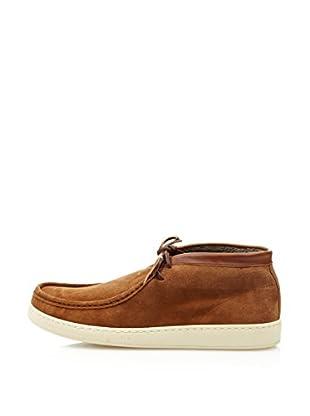 Cortefiel Zapatos Wallabee (Marrón)