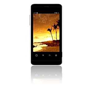 Karbonn A5 Mobile Phone-Ivory White