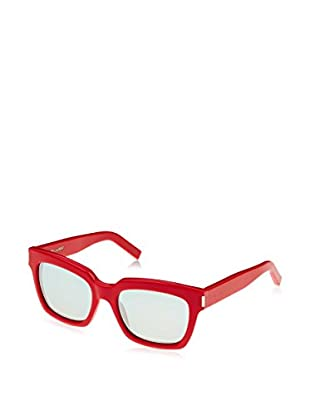 Yves Saint Laurent Gafas de Sol BOLD 1 (54 mm) Rojo