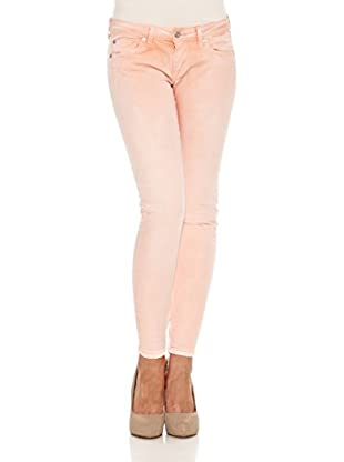 Pepe Jeans London Pantalón Cher (Naranja Claro)