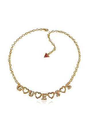 Guess Halskette UBN81198 goldfarben