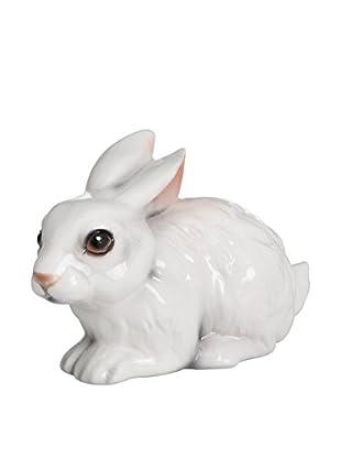 Love Tiffani Keramikfigur Animal 15 x 8 cm weiß