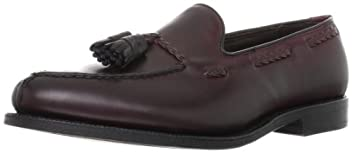 Allen Edmonds Adams: 7697 Burgundy Burnished Calf