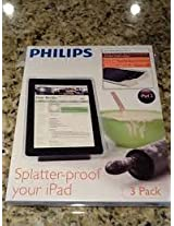 Philips Splash Guards for iPad - 3pk