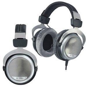 【国内正規品】 TEAC Beyerdynamic セミオープン型 オーディオ用ヘッドフォン DT880Edition2005