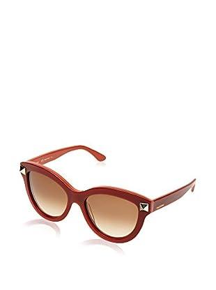 VALENTINO Gafas de Sol V695S 56 (56 mm) Burdeos