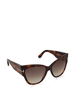Tom Ford Sonnenbrille FT0371-53F57 (57 mm) havanna