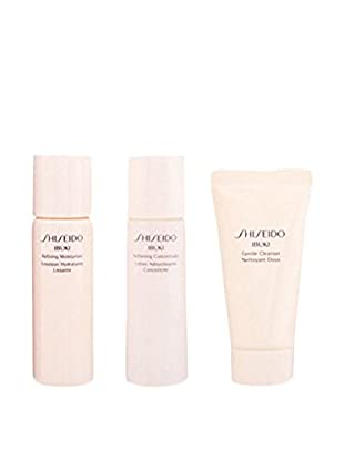 Shiseido Gesichtspflege Kit 3 tlg. Set Ibuki Starter