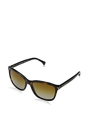 Emporio Armani Sonnenbrille 4060 5026T5-5026T5 (56 mm) havanna