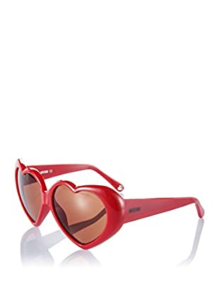 Moschino Sonnenbrille 58501-S rot