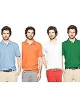 Polo tsxpolo7518 Men's Casual 4-T-Shirts