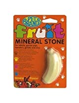 Pet Brands Mineral Stone Banana Treat for Small Pets, Large