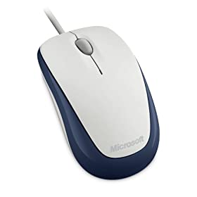 マイクロソフト Compact Optical Mouse Navy U81-00037