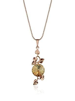 Annie Ram Halskette rosévergoldet