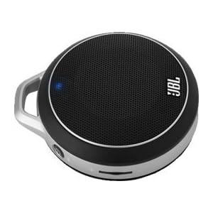 JBL Micro Wireless Portable Speaker (Black)