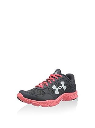 Under Armour Micro G Engage Bl H 2, Chaussures de Running Entrainement femme, Violet (Aurora Purple)