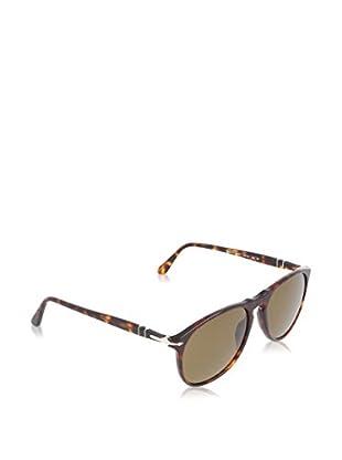 Persol Gafas de Sol Polarized 9649S 24_57 (52 mm) Havana