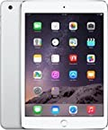 Apple iPad mini 3 Wi-Fi+ Cellular, silver, 128 gb