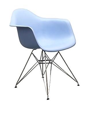 Modway Paris Dining Arm Chair (Blue)