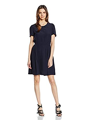 French Connection Kleid HANNAH CREPE RDNK FLRE DRESS