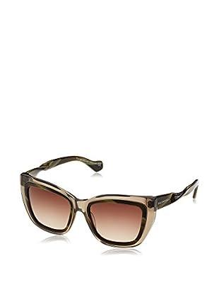 Balenciaga Sonnenbrille BA0027 55 19 140 20K (55 mm) beige/grün